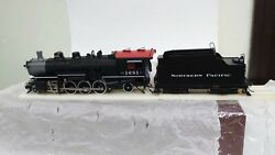 Wandr Brass Northern Pacific W-1 2-8-2 Steam Locomotive And Tender Version 3a