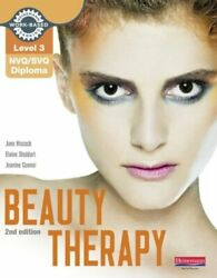 Level 3 Nvqsvq Diploma Beauty Therapy Candidate Handbook 2nd Edition New Hiscock