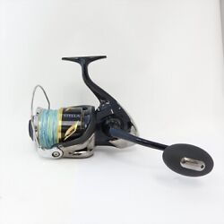 Secondhand Shimano Spinning Reel Stella Sw 18000hg 04080 With Box