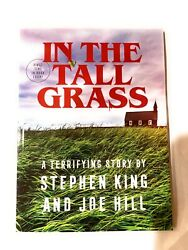 Stephen King Joe Hill In The Tall Grass Independent Bookstore Day Limited Oop