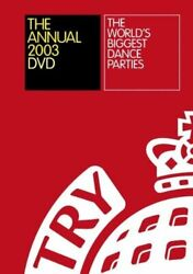 Ministry Of Sound - Annual 2003 - Worldand039s Biggest Dance Parties [2002] - Vg