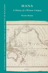 Mana A History Of A Western Category Supplements To By Nicolas Meylan Mint