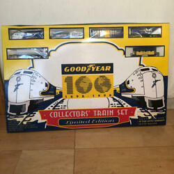 Must-see For Model Railroad Collectors Goodyear Centennial Ho Gauge