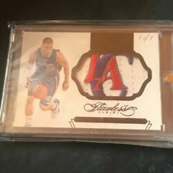 Intense Panini Flawless 14-15 1of1 Patch Card Blake Griffin