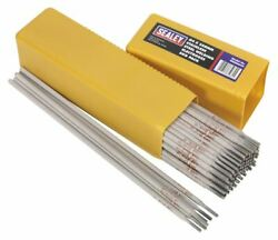 Sealey Wess5040 Welding Electrodes Stainless Steel �4 X 350mm 5kg Pack
