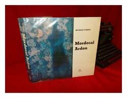 Mordecai Ardon By Michele Vishny - Hardcover Excellent Condition