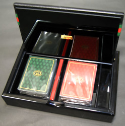 Authentic Vintage Playing Cards Trump And Case Sherry Line New Deadstock