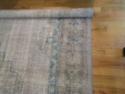Pottery Barn Outlet Finn Hand-knotted Wool Rug 8 X 10and039 Blue Multi New