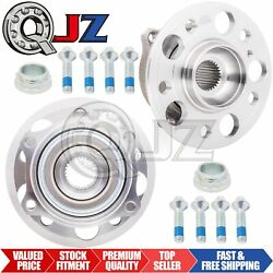 [rear Qty.2] Wheel Bearing And Hub Assembly For 2013-2018 Mercedes-benz Sl65 Amg