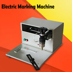 Marking Machine Electric Nameplate Metal Plate For Windows Xp Win7 Dog Tag Diy