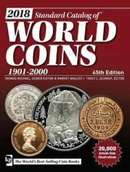 2018 Standard Catalog Of World Coins 1901-2000 By Thomas Michael And Tracy