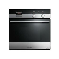Fisher Paykel Ob24sdpx4 24 Stainless Single Electric Wall Oven 110055