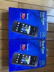 Lot Of 2 Zte Blade T2 - Z559dl - Tracfone Wireless - Smartphone - New