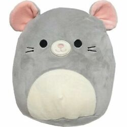 Squishmallow Misty The Mouse 16pillow Plush New Super Soft Kellytoy Nwt Rare