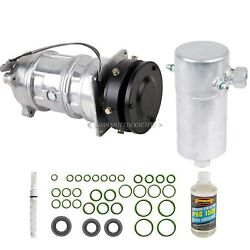 For Chevy C10 C30 Pontiac Phoenix And Gmc Jimmy Ac Compressor And A/c Repair Kit Tcp