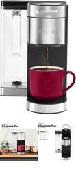 Powerful Coffee Maker Machine With K-cup Single-serve Brewer Multistream 78 Oz
