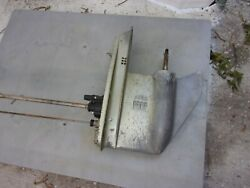 Johnson Evinrude 85 115 140 Hp Outboard Lower Unit 20 0389076 1978