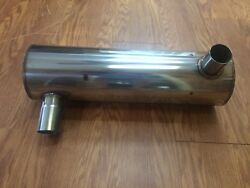Replacement For Honeywell Od 9437 Backup Generator Muffler. 004726-0andnbspand More