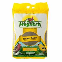 Wagner's 62053 Nyjer Seed Wild Bird Food, 20-pound Bag Assorted Sizes
