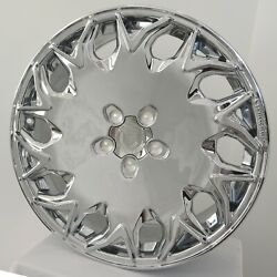4 Gv06 20 Inch Staggered Chrome Rims Fits Lexus Is 250 Awd 2006 - 2020