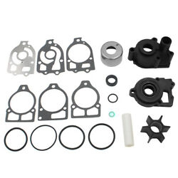 Water Pump Kit For Mercury Mariner V6 150 175 200 220 225hp Outboards 46-96148a5