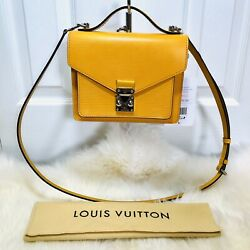 Louis Vuitton Monceau BB Epi Leather Crossbody Bag Only Used Once $899.00
