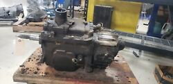 Fj40 4 Speed Transmission And T-case No Bellhousing