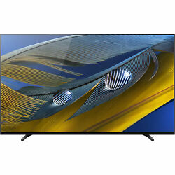 Sony Bravia Xr A80j 65 4k Ultra Hd Hdr Android Smart Oled Tv - 2021 Model