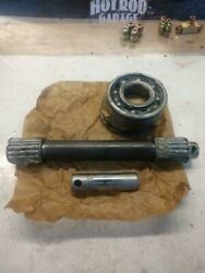 Ford Flathead 3 Speed Transmission 3/4 Shafts And Bearings