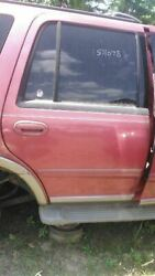Passenger Right Rear Side Door Fits 97 98 99 00 01 02 Ford Expedition Oem