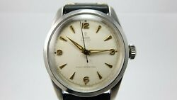 Tudor Rolex Vintage Stainless Oyster Royal Shock Resisting Watch 7904