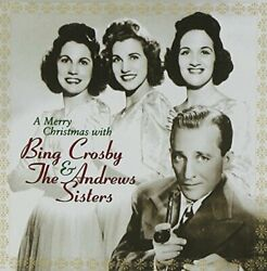 Bing Crosby And Andrews Sisters - A Merry Christmas With Bing Crosby And Andrews