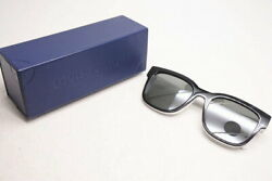 Louis Vuitton Used 20ss Sunglasses Outer Space Z1094e Black White 28469 Rcp