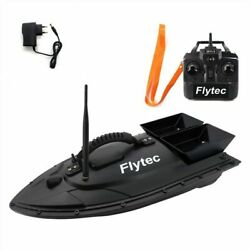Smart Fishing Bait Boat Remote Control Rc Toy Dual Motor Tool 500 Meters