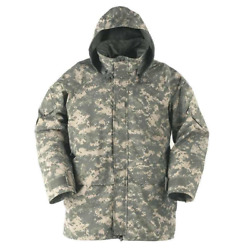 Military Issued Acu Gore Tex Cold Weather Parka-new With Tags