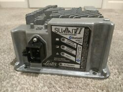 Lester Summit Series 2 Golf Cart Battery Charger W/bluetooth 650w 36-48vdc - New