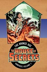 House Of Secrets Bronze Age Omnibus Vol. 1 By Len Wein - Hardcover Brand New
