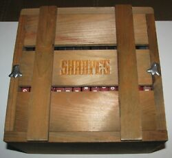 Sharpe's Collection Dvd Wood Box Set 15 Disc With Coa And Map No Letter Opener