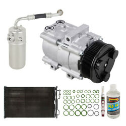 For Ford Expedition And Lincoln Navigator Oem Ac Compressor W/ Condenser Drier Tcp
