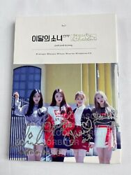 [usa Based] Loona Yyxy Signed Promo Album Photocard Monthly Girl Chuu Message
