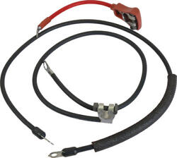 1966 Mustang Reproduction Battery Cable Set All V8 Engines 44-40218-1