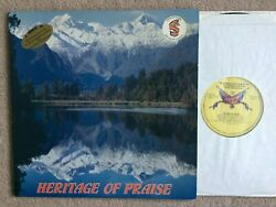 1983 Ex+ International Staff Songsters And Band Salvation Army Heritage Of Praise