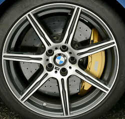 Bmw Marque F10 M5 Oem Vandeacuteritable Style 601 20 M Double Rayons Roues Gloss