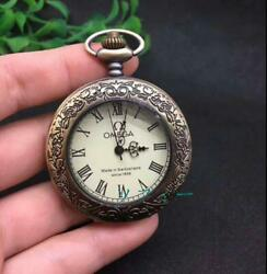 Omega Mechanical Pocket Watch Retro In Europe Antique Collection