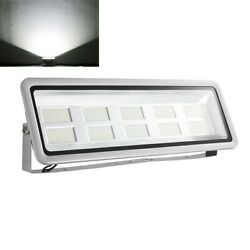1000w Led Flood Lights Outdoor Security Garden Landscape Cool White High Power