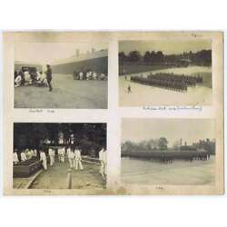 Royal Military Academy Woolwich Scenes At The College 7 X Vintage Photos 1924