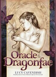 Oracle Of Dragonfae By Lucy Cavendish Brand New