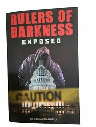 Rulers Of Darkness Exposed By Damian Campbell - Like New