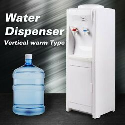 Dispenser Water Cooler Hot Cold Vertical Electric Drinking Machine Us Plug
