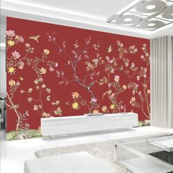 Thick Pig Blood Sky 3d Full Wall Mural Photo Wallpaper Printing Home Kids Decor
